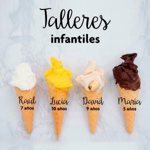 taller-helado-niños